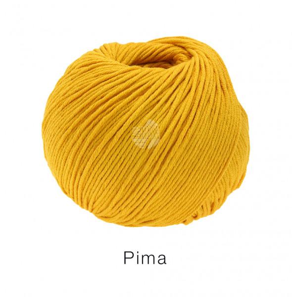 Lana Grossa Pima 010 Maisgelb 50g