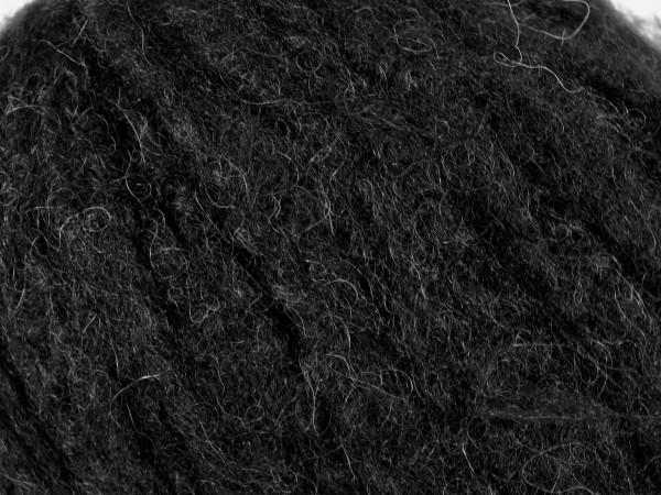 Lang Yarns Wool Addicts Trust 004 Schwarz 50g
