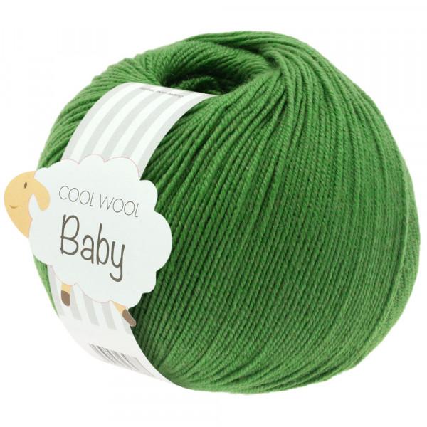 Lana Grossa Cool Wool Baby 276 Grün 50g