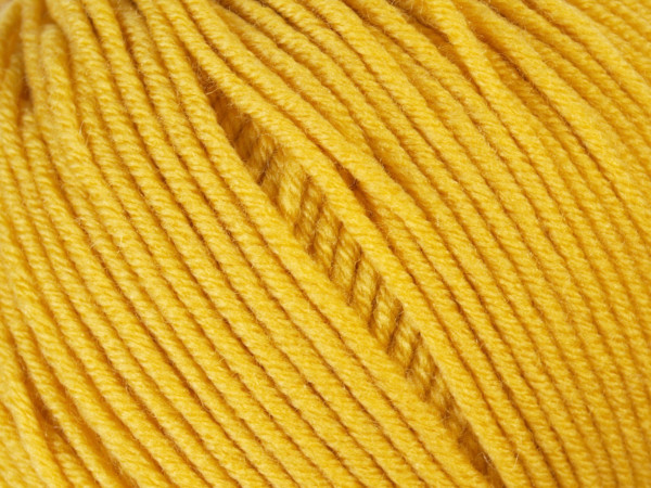 Lana Grossa Cool Wool Big 986 Safrangelb 50g