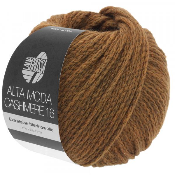 Lana Grossa Alta Moda Cashmere 16 042 Braun 50g