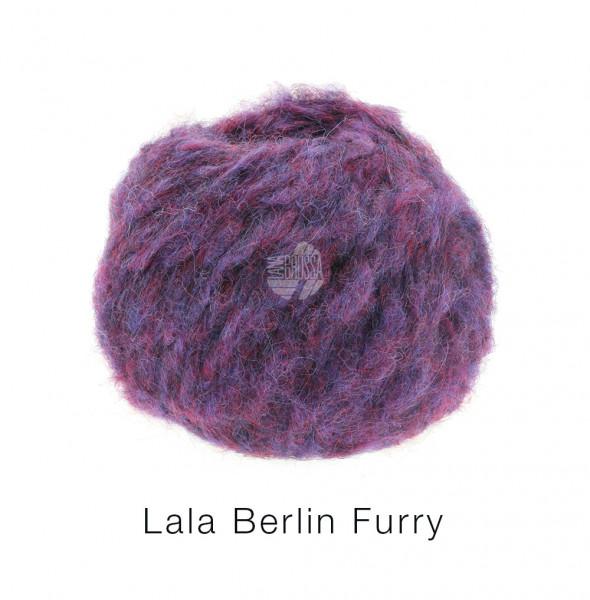 Lana Grossa lala BERLIN FURRY 0006 Lila 50g