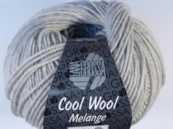 Lana Grossa Cool Wool 2000 443 Hellgrau meliert