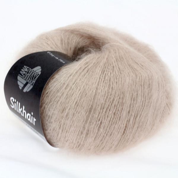 Lana Grossa Silkhair 018 Hellbeige 25g