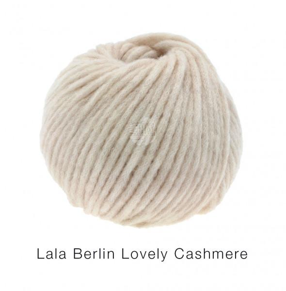 Lana Grossa lala BERLIN LOVELY CASHMERE 0008 beige 25g