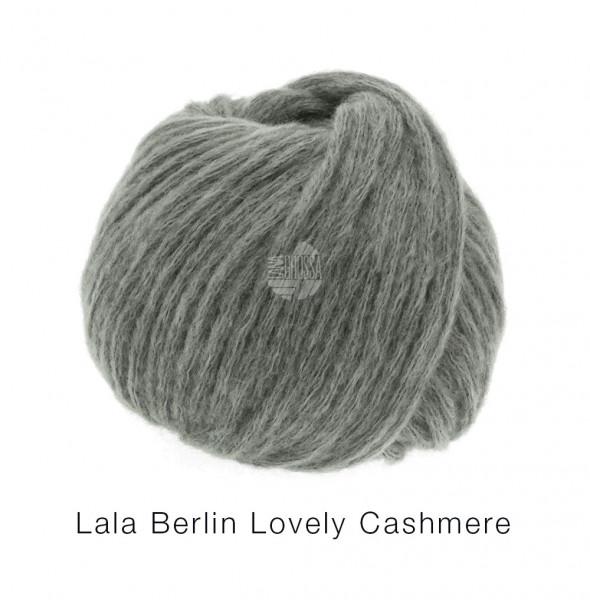 Lana Grossa lala BERLIN LOVELY CASHMERE 0005 Grau 25g