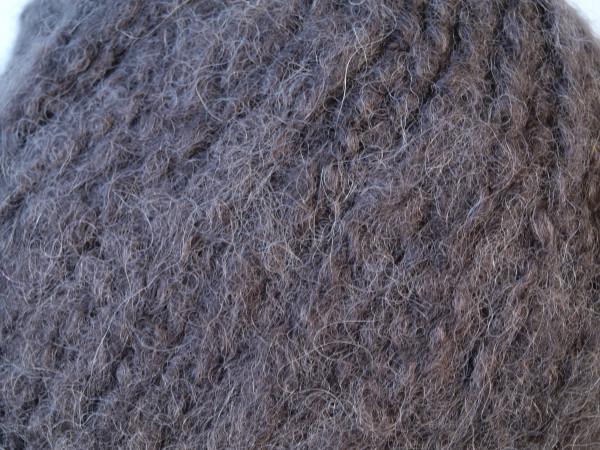 Lang Yarns Wool Addicts Trust 067 Dunkelbraun 50g