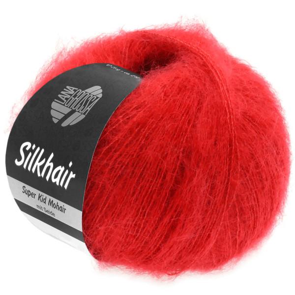 Lana Grossa Silkhair 112 Tomatenrot