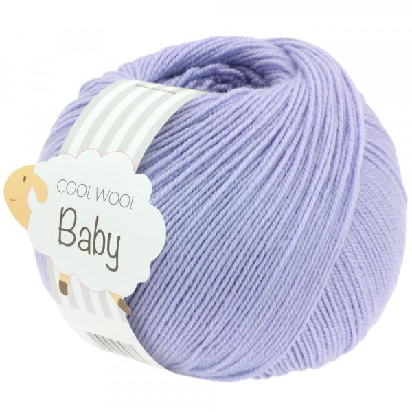 Cool Wool Baby Uni - Lila