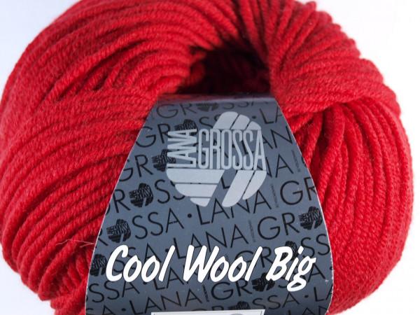 Lana Grossa Cool Wool Big 924 Dunkelrot