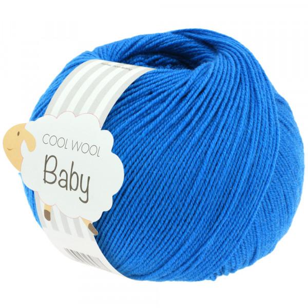 Lana Grossa Cool Wool Baby 283 Tintenblau 50g