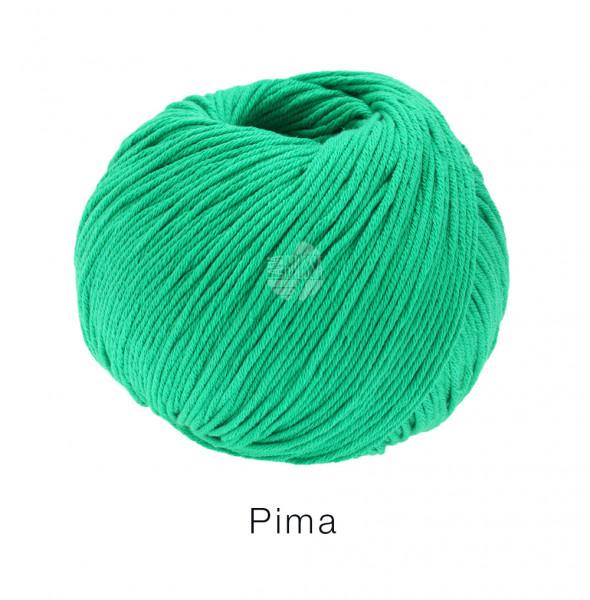 Lana Grossa Pima 015 Smaragd 50g