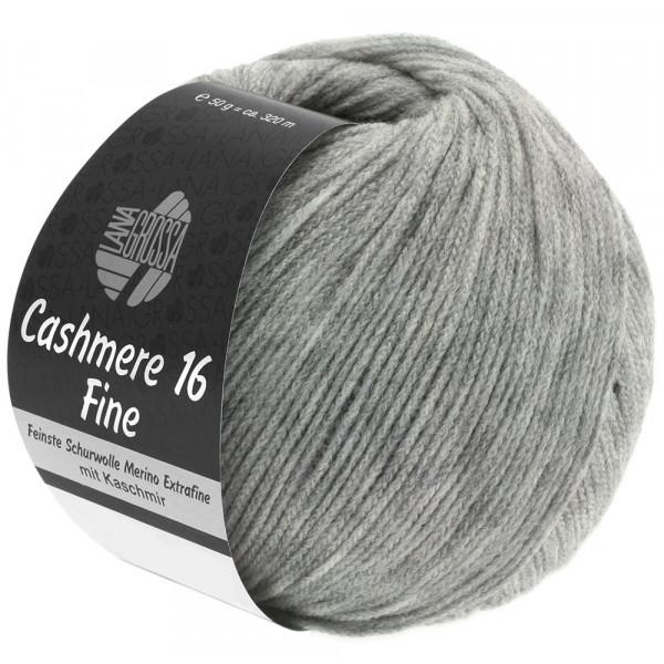 Lana Grossa Cashmere 16 Fine 015 Hellgrau 50g