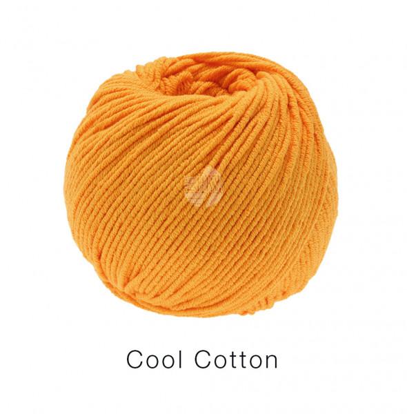 Lana Grossa Cool Cotton 034 Orange 50g