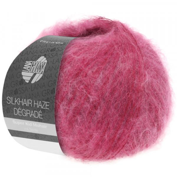 Lana Grossa Silkhair Haze Degrade 1103 Beere/brombeer 50g