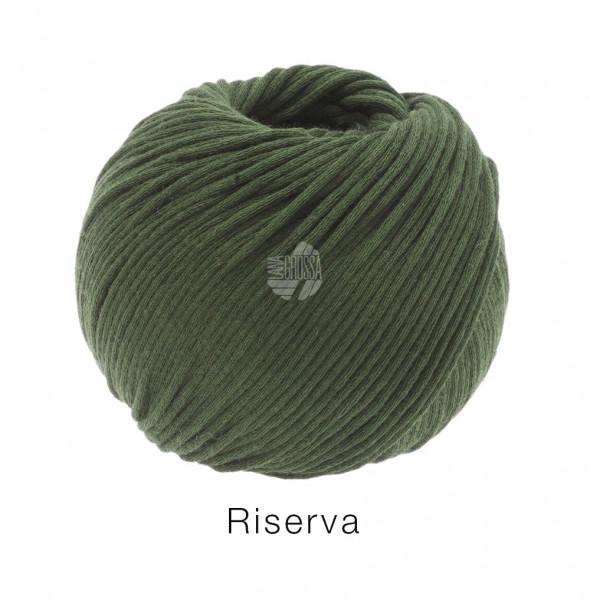 Lana Grossa Riserva Gots 020 Graugrün 50g