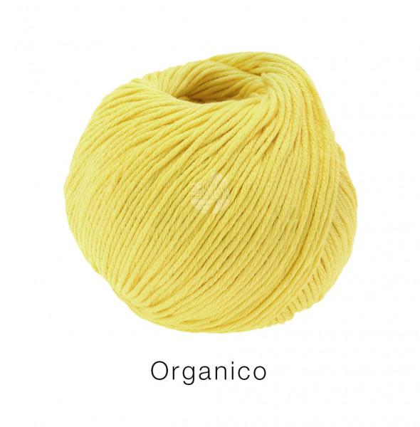 Lana Grossa Organico 134 Gelb 50g
